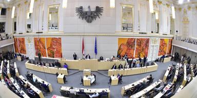 Nächste Panne im Nationalrat: Sonderpensionen müssen neu beschlossen werden