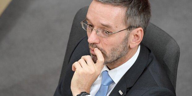 Kickl gegen die ÖVP - das ist Brutalität