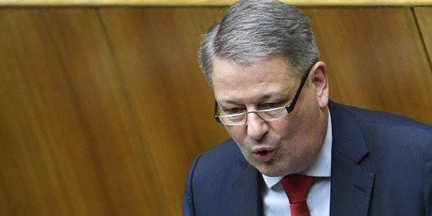 Rupprechter sorgt mit Diesel-Sager für Skandal
