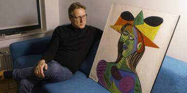 Gestohlener Picasso nach 20 Jahren in Amsterdam gefunden