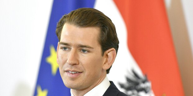 Kurz: Start in Migrations-Wahlkampf
