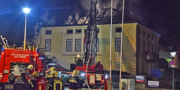 Rätsel nach Brand in Asylheim in NÖ gelöst