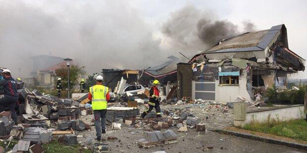 Explosion in NÖ: Spendenkonto eingerichtet