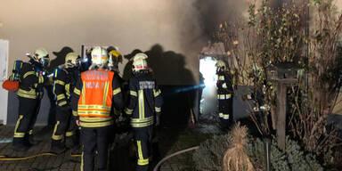 Familientragödie: Mann im Rollstuhl und Mutter starben bei Brand