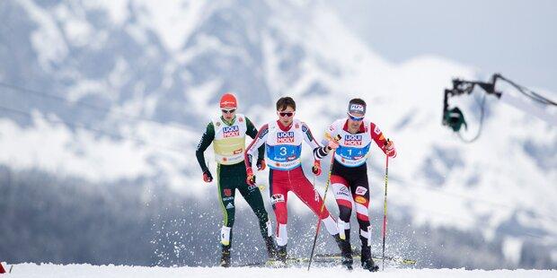 Österreichs Kombinierer holten Team-Bronze in Seefeld