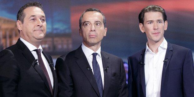 Vertrauen in Politik erreicht neuen Tiefststand