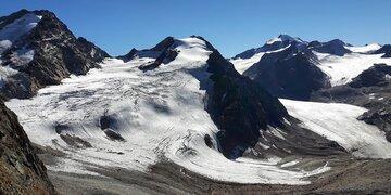 Dramatischer Gletscherschwund: Klimawandel macht sich bemerkbar