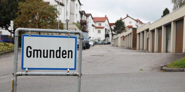 Messerattacke in Gmunden