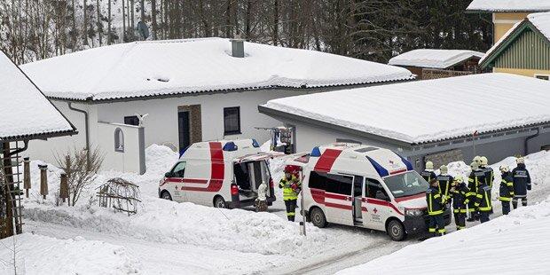 Gas-Austritt in Wohnhaus: Ein Toter und ein Verletzter