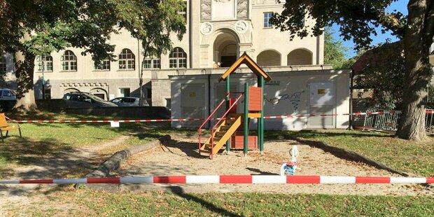 Teenager gesteht Messer-Mord auf Kinderspielplatz
