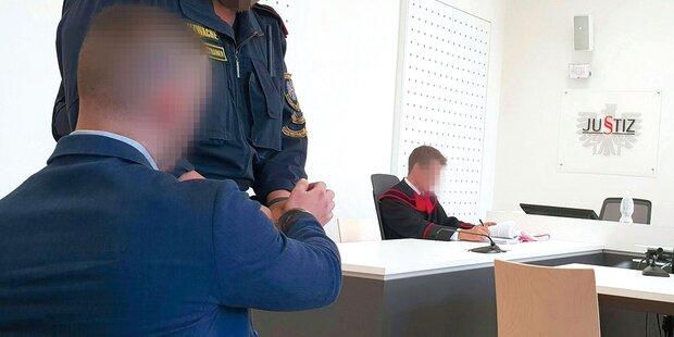 Falscher Polizist als Vergewaltiger: Zwölf Jahre Haft