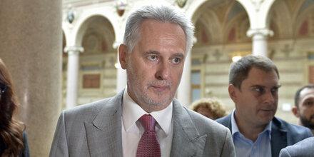 OGH: Ukrainischer Oligarch Firtasch darf ausgewiesen werden