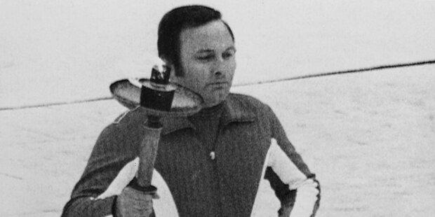 Rodeln: Olympiasieger Josef Feistmantl 80-jährig verstorben