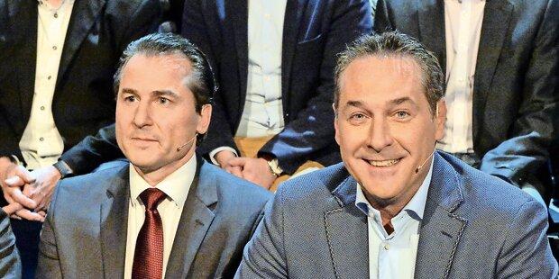 FPÖ: Das bringt Lugar für Strache
