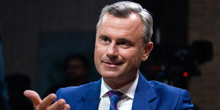 Ex-Casino-Vorstand klagt Norbert Hofer