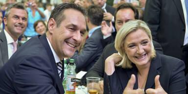 Streit mit ORF nützt FPÖ vor EU-Wahl 'stark'