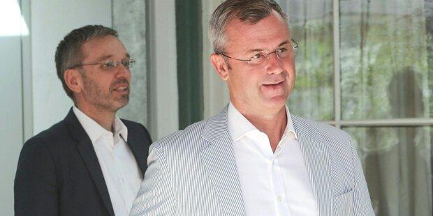 116.000 Euro für Inserate der FP an Rechtsaußen