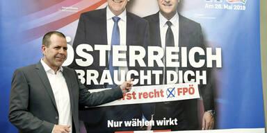 FPÖ wirft Millionen in Wahl-Schlacht