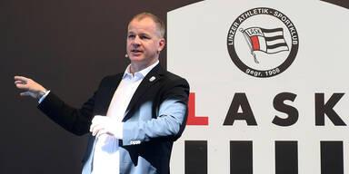 Stadionprojekt: LASK mit Klage konfrontiert