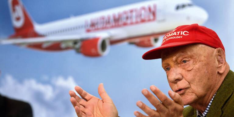 Lauda verhandelte in Lebensgefahr über Airline-Verkauf