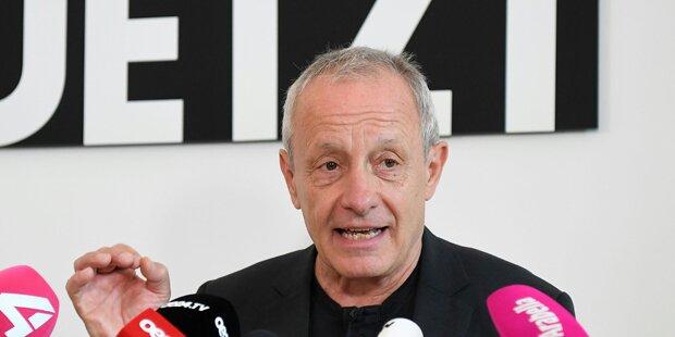 Pilz verlangt Entschuldigung von Innenminister Peschorn