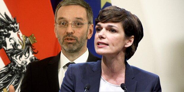 ÖVP tobt über 'Rendi-Kickl-Pakt'