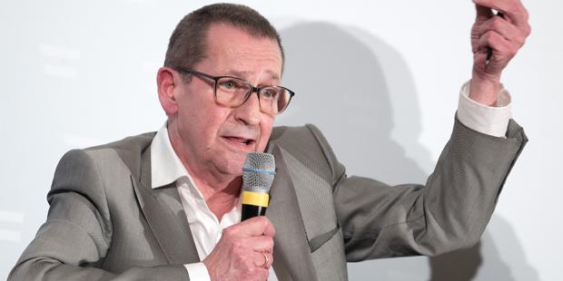 Strache Podiumsdiskussion Islamischer Antisemitismus Michael Ley
