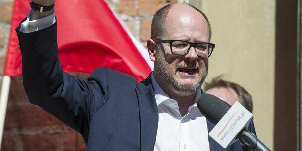 Bürgermeister von Danzig niedergestochen