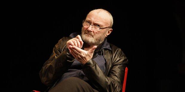 Weltstar Phil Collins ist jetzt Ehrendoktor in Graz