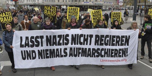 Morgen: Lichterkette gegen FPÖ in der Regierung