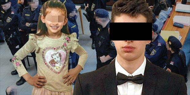 Justiz-Skandal um Mädchen-Killer