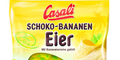 Manner ruft Casali Schokoeier zurück