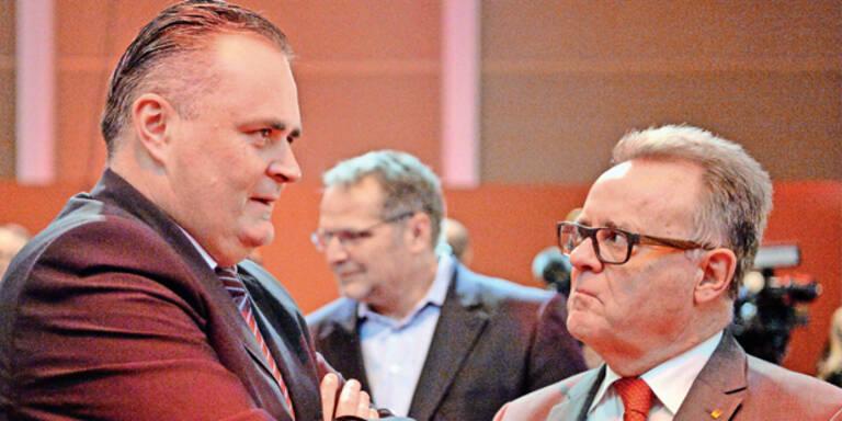 SPÖ-Machtwechsel im Burgenland