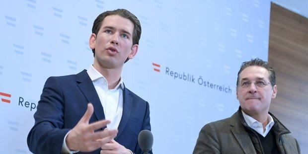 Regierung teilt noch einmal gegen Wien aus