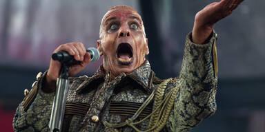 Rammstein Till Lindemann