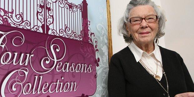 Star-Autorin Rosamunde Pilcher ist tot