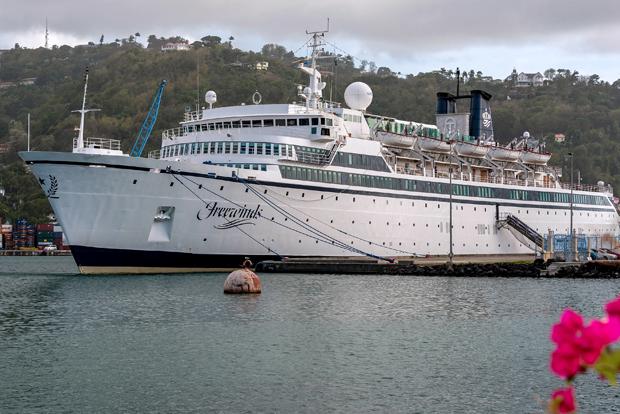 Freewinds Masernfall auf Schiff Scientology-Schiff