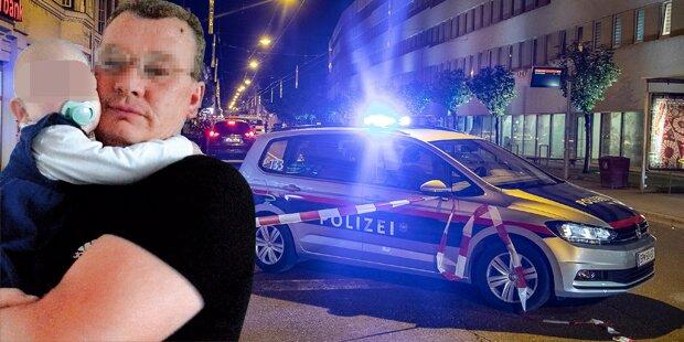 Mord bei Baby-Feier in Salzburg: Opa (46) erschossen