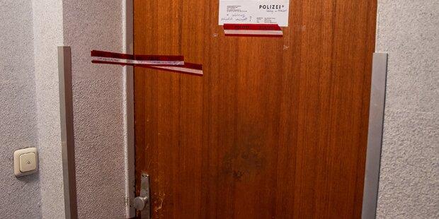 Mordalarm: Verweste Leiche in Wohnblock entdeckt