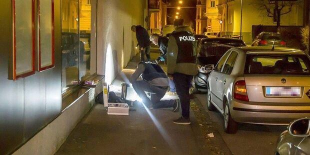Mann in Salzburg angeschossen