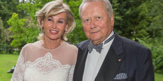 Hochzeit In Salzburg Porsche Milliardar Sagt Heute Ja