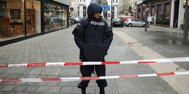 Schüsse in Wien Figlmüller