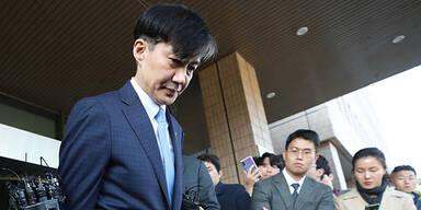 Südkoreanischer Justizminister zurückgetreten