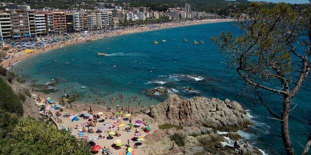 Touristin in Urlauber-Hotspot vergewaltigt