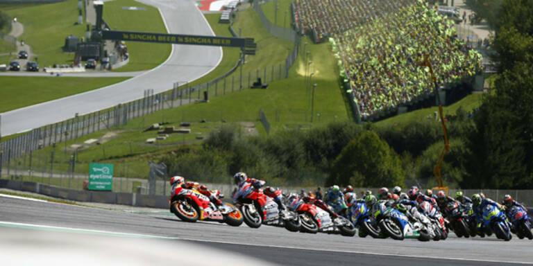 Lorenzo holt sich Sieg von MotoGP in Spielberg