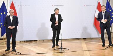 Niessl, Kogler, Anschober