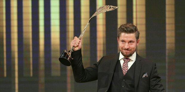 Hirscher zum 5. Mal Sportler des Jahres