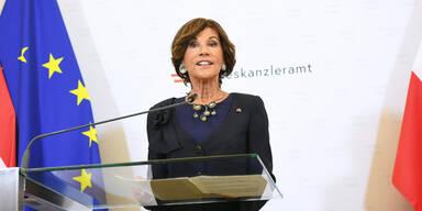 Bierlein für tolerantes Österreich