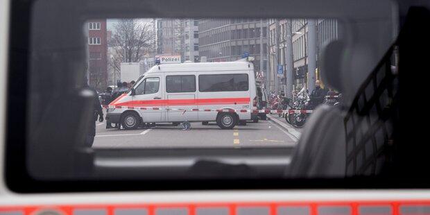 Schuss-Tragödie in Zürich: Zwei Tote