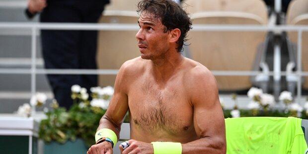 Trödel-Nadal brachte Thiem zur Weißglut